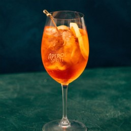 Aperol Spritz - Burger Burger Cocktail