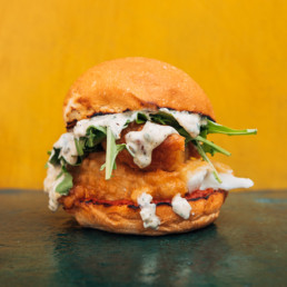 Best Fish Burger in Auckland