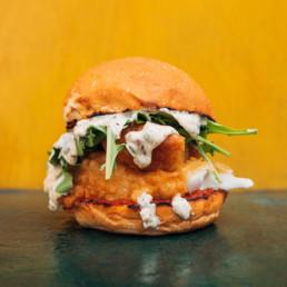 Best Fish Burger in Auckland