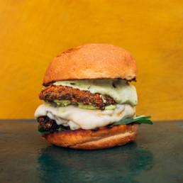 Best Vege Burger in Auckland