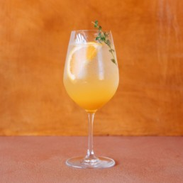 Citrus & Spice Mocktail
