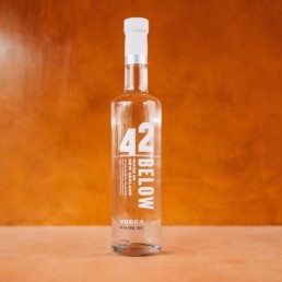 42 Below Vodka - Burger Burger