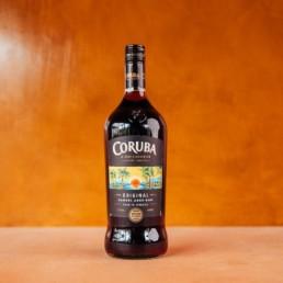 Coruba Rum - Burger Burger
