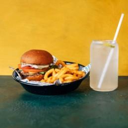Tastiest burger combo new zealand
